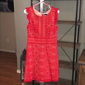 Signature by Sangria Dresses - Red Dress
